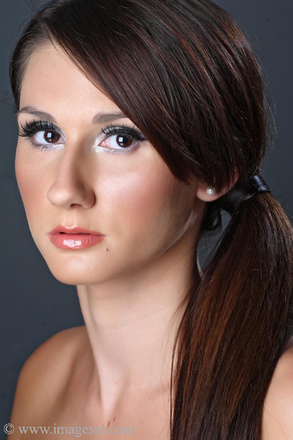 Natalie Simpson (London model Hair & Make-up)